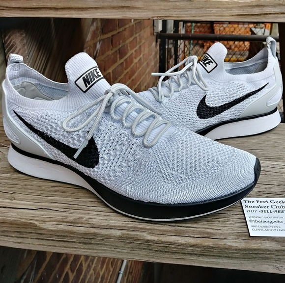 edd5a4eed130 Nike Air Zoom Mariah Flyknit Racer Men s Shoes